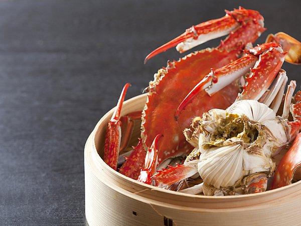 竹崎蟹豊漁の画像